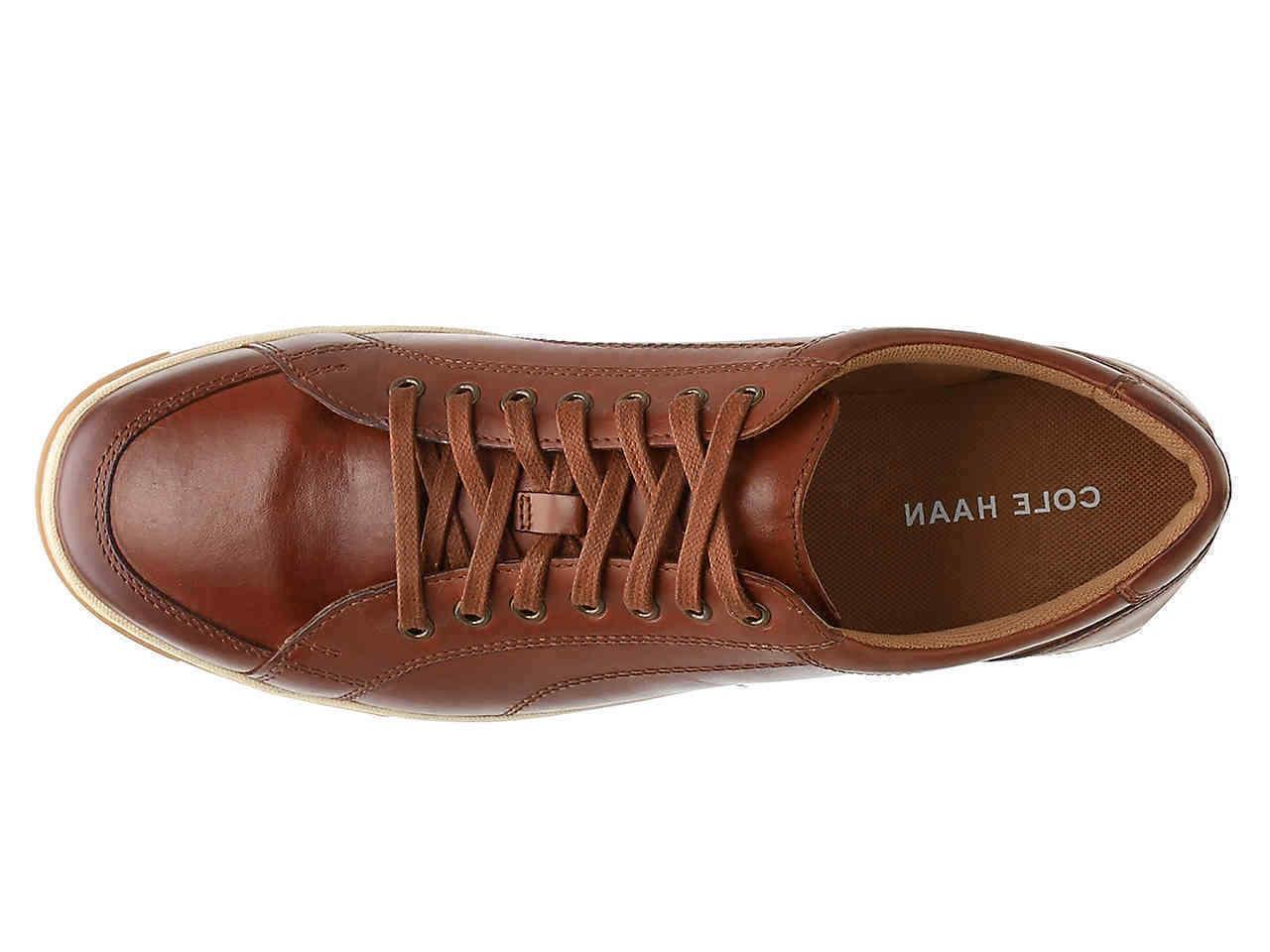 Cole Haan Sneaker Shoe British Brown