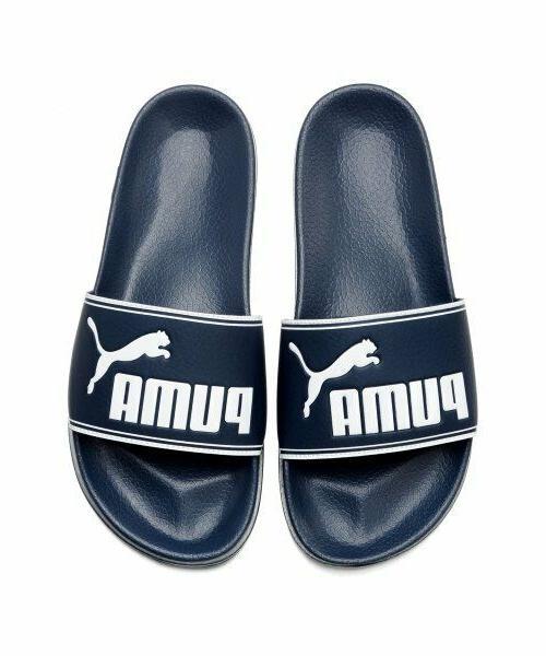 new leadcat slides navy beach swim slippers
