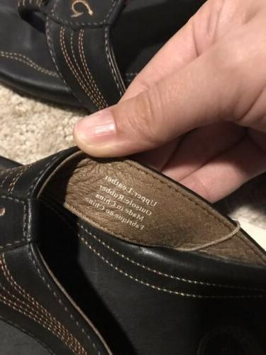 NEW Leather Flops Stingray