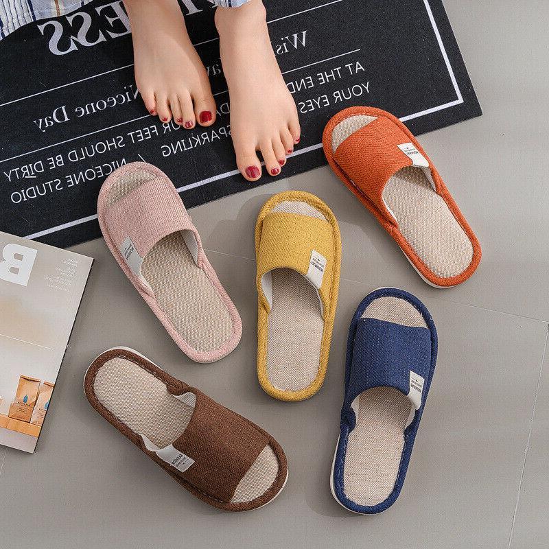 new women men indoor slippers anti slip