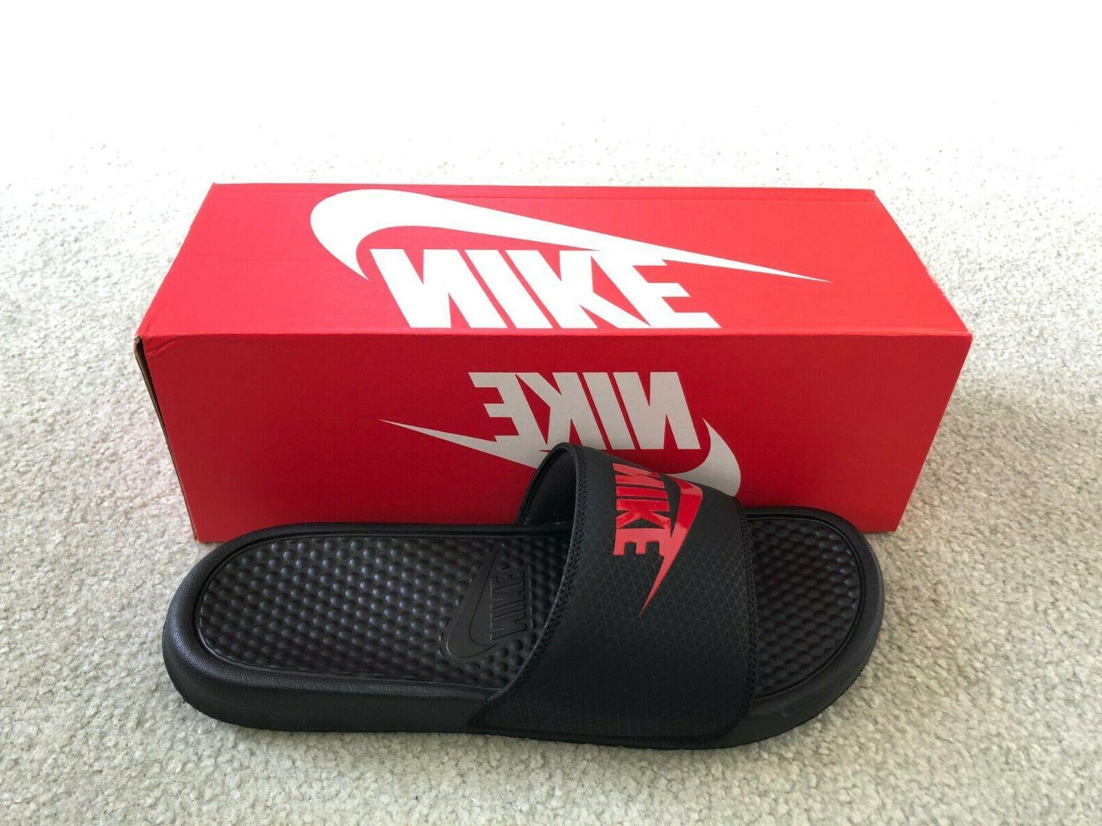 NWT Nike Benassi JDI Men's Multi Color SZ