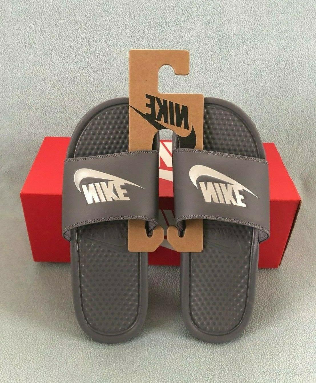 NWT Nike Benassi Men's Slide Slipper Color SZ