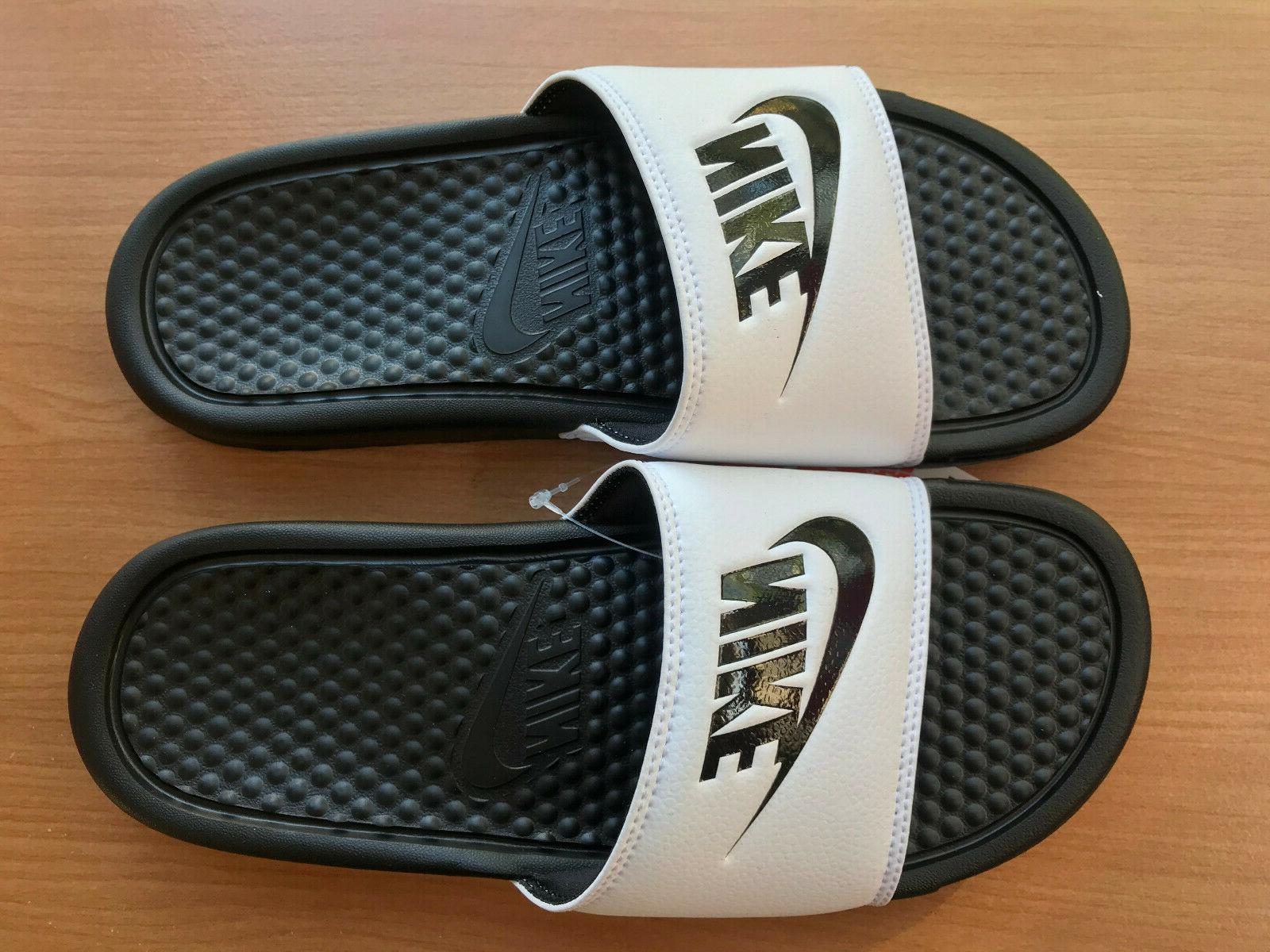 NWT Slide Sandals Shipping