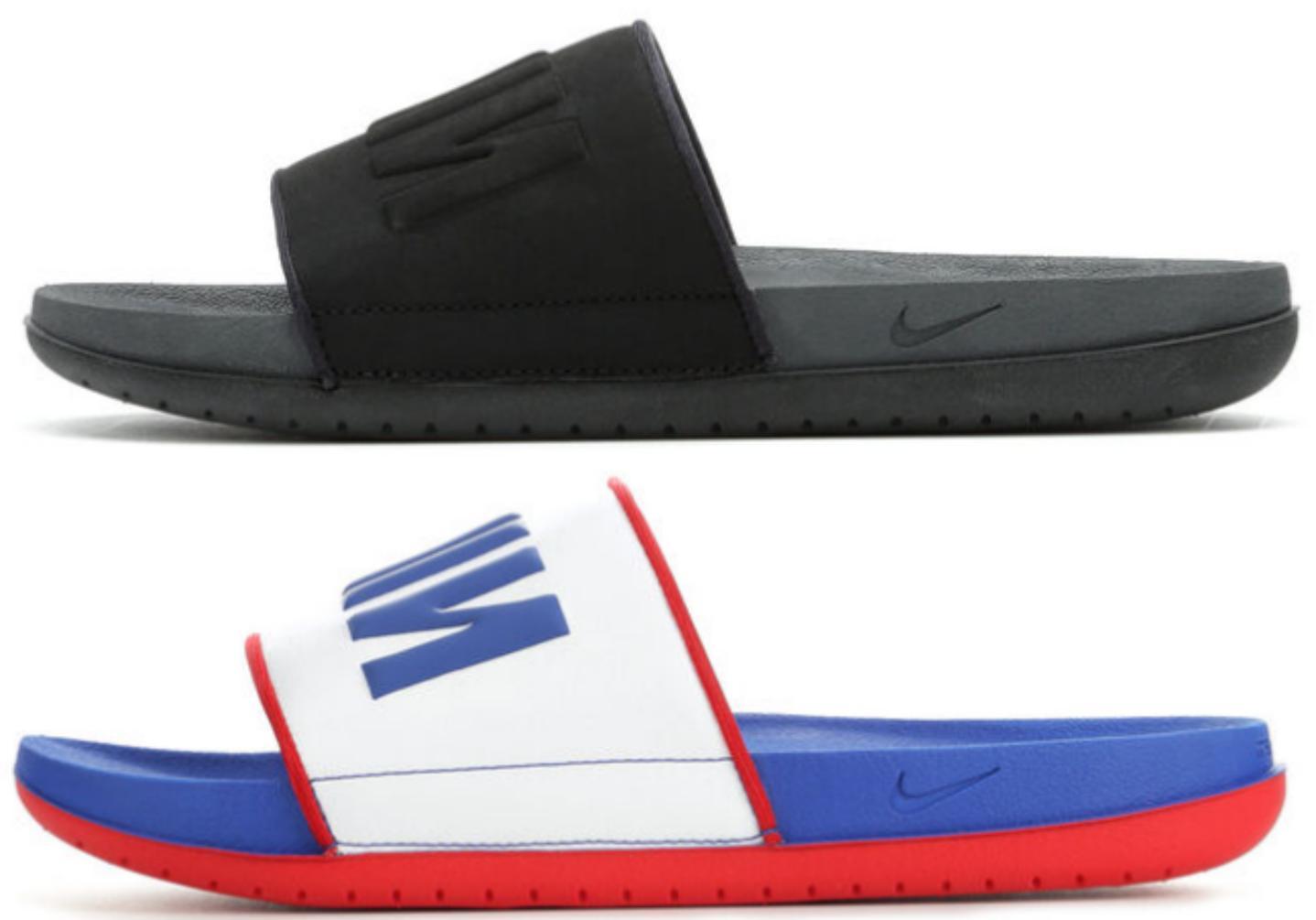 offcourt men s slides sandals slippers house