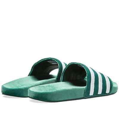adidas Originals Adilette Flip Flops Sandals Shoes Velvet