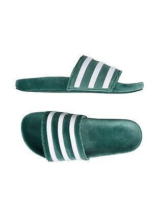 adidas Mens Flip Flops Shoes Velvet