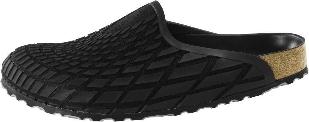 rubberized black men s slippers 1006573 clogs