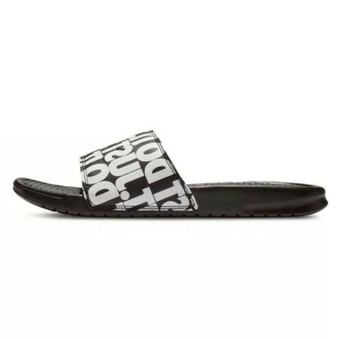 🔥🔥🔥Size 10 Mens Benassi Slide Flip Flop 631261