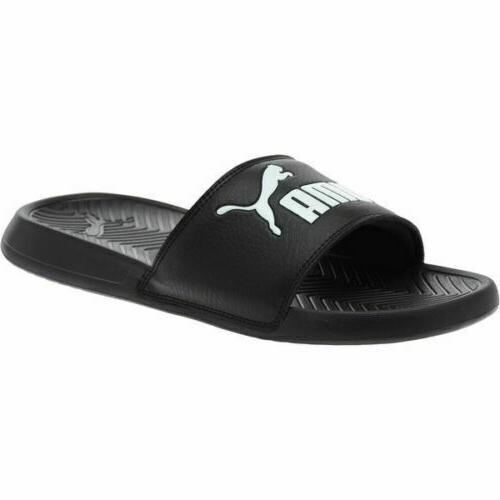 Slippers popcat Slide 10 Black-White