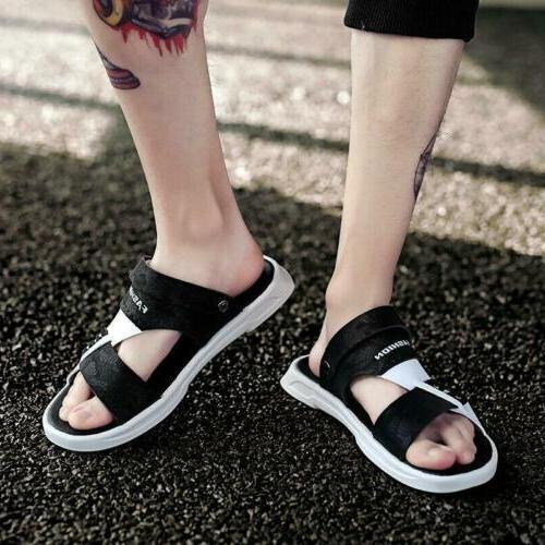 Summer Fashion Boys Slingbacks Beach Sandals Open Flats