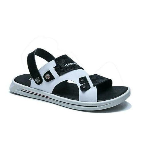 Summer Mens Slingbacks Beach Sandals Shoes Open Slippers