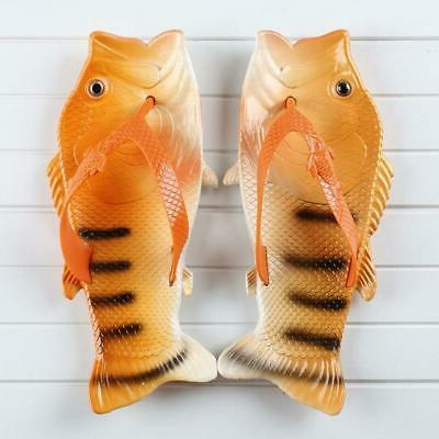 Summer Fish Slippers Beach Men Li