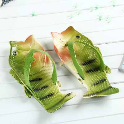 Summer Fish Slippers Flip Flops Li