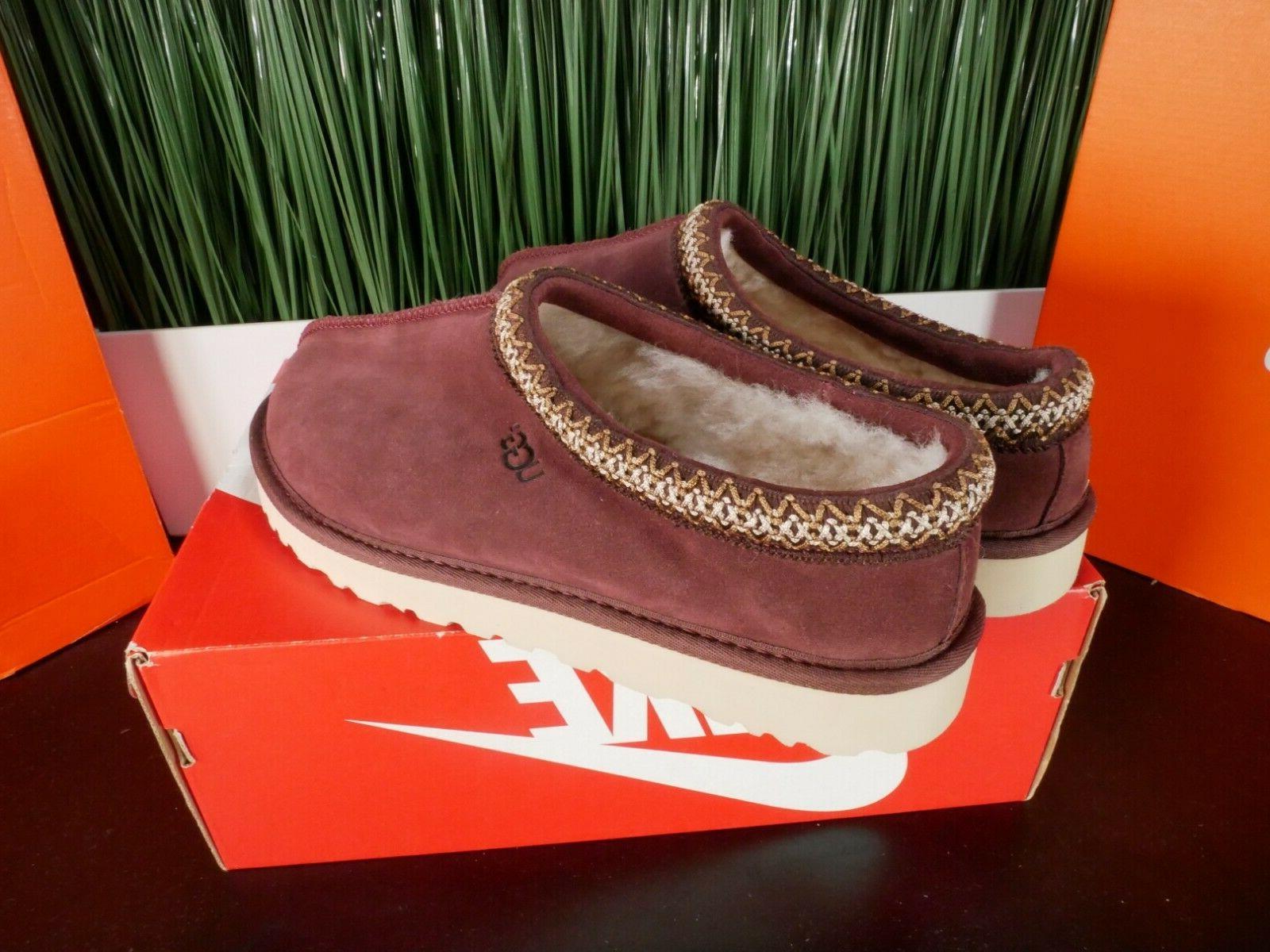 UGG Tasman Red 5950 Size