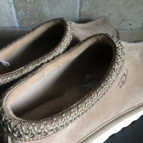 UGG TASMAN STEAD SUEDE SHOES SIZE US