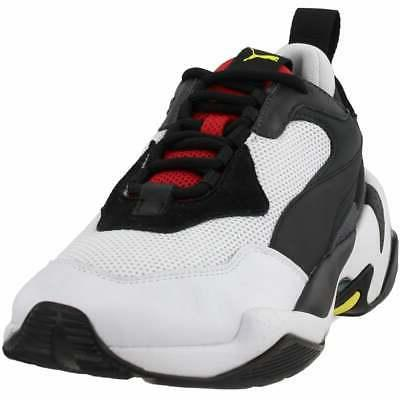 thunder spectra sneakers casual black mens