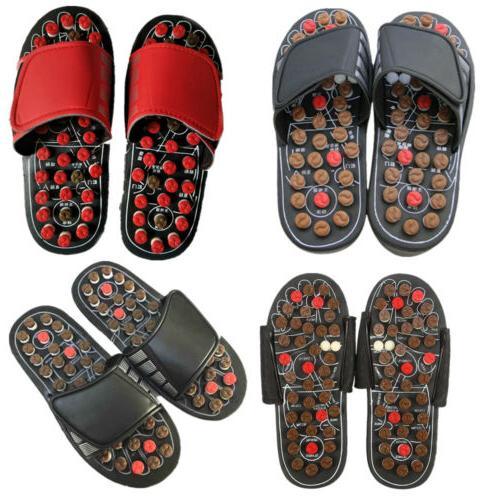 Women Slipper Reflex Foot Massager Shoes
