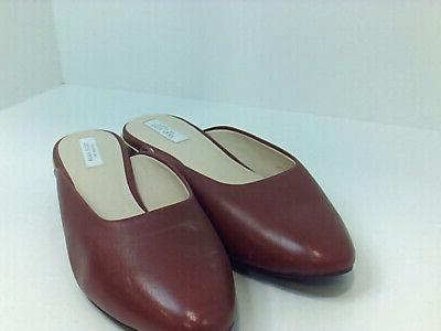 Cole Haan Slide Shoes Brown 7.5