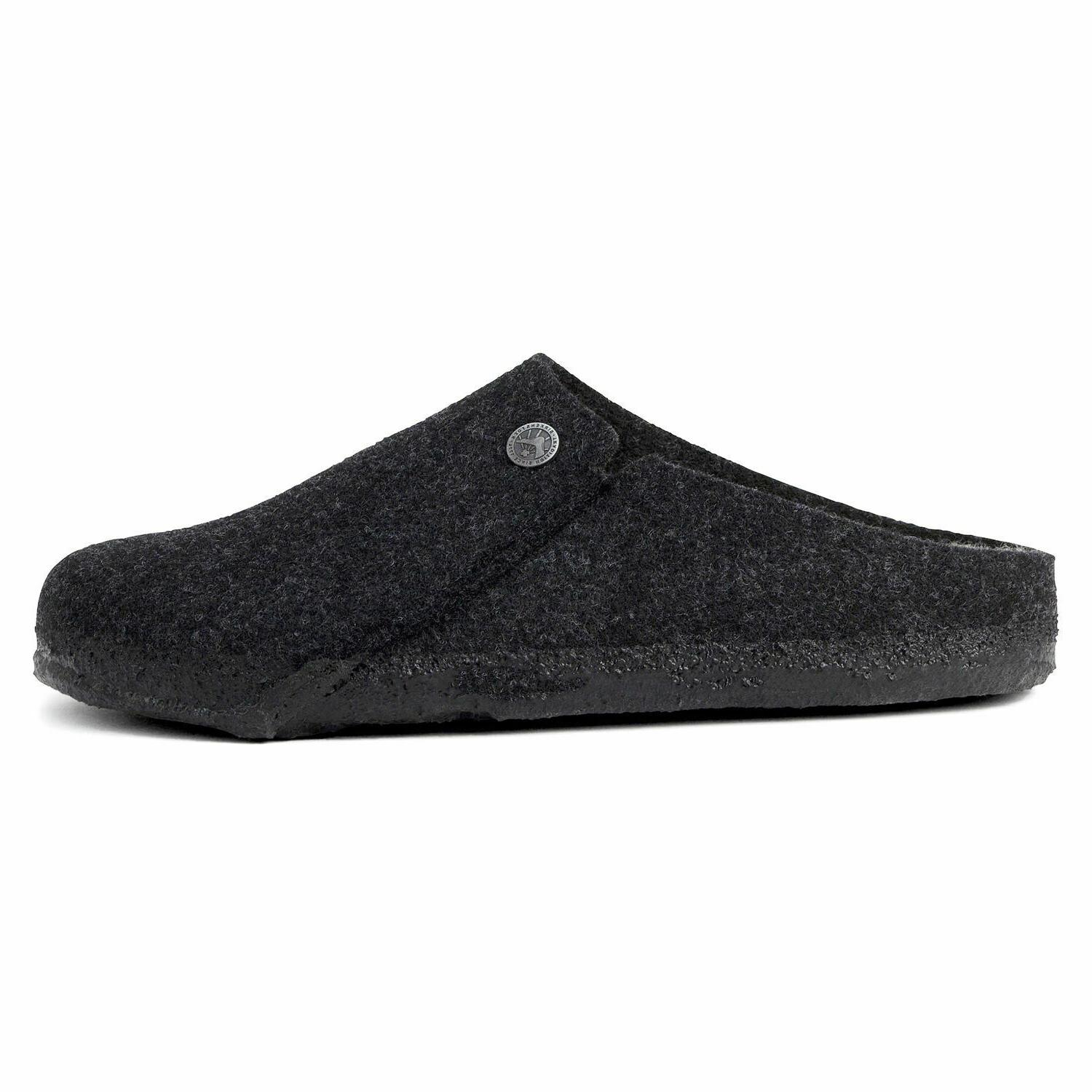 NEW Zermatt Anthracite Slipper - Choose Width