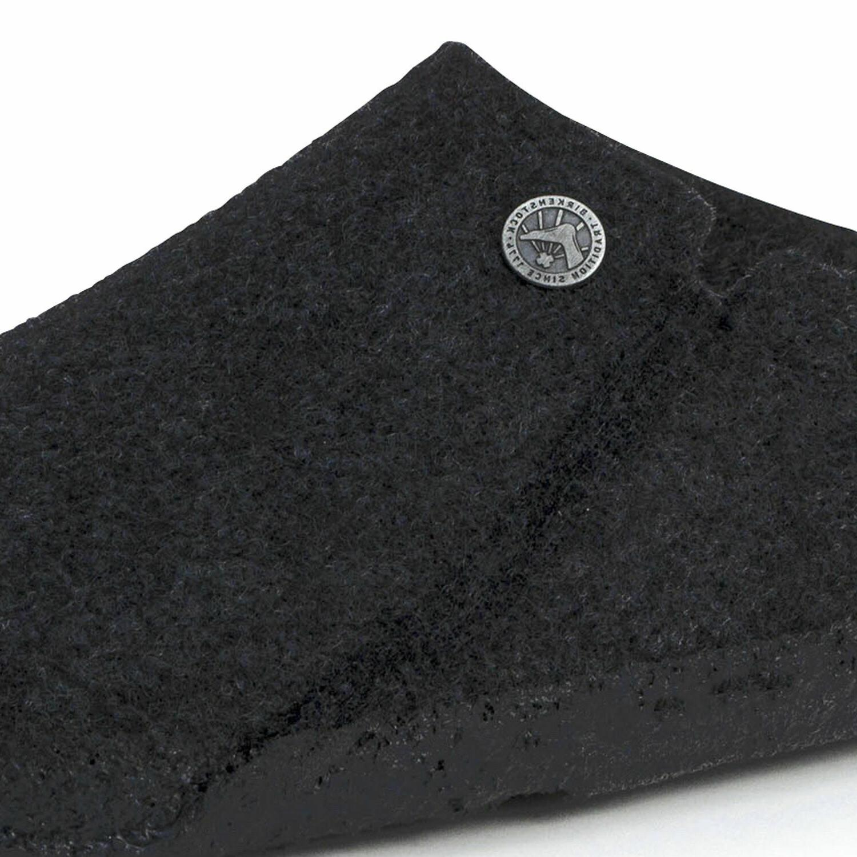 NEW Birkenstock Anthracite Wool Felt Slipper - Choose Size & Width