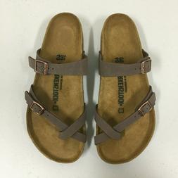 Birkenstock Women's Mayari 00171881 Sandal,Magenta Purple,39