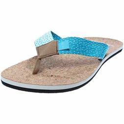 Men Adidas Flip Flop Sandal Eezay parley Non dyed Chalk BA88