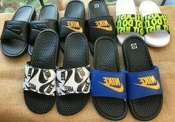 Men's Nike Benassi JDI Beach Flip Flops Sandals Indoor Pool