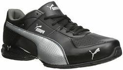 PUMA Men's Cell Surin 2.0 FM Sneaker, Black Silver - Choose