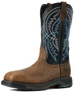 Ariat Men's Coil Workhog Western Work Boot - Composite Toe -