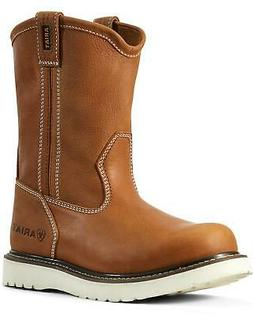Ariat Men's Golden Grizzly Work Boot - Soft Toe - 10029115