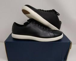 Cole Haan Men's Grand Crosscourt Ii Sneaker - black/white