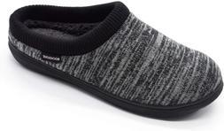 RockDove Men's Hoodback Slipper with Memory Foam, Size 9-10