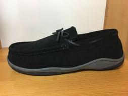 Men's Rockport Indoor/Outdoor Black Slipper Size 10.5-11 RIG
