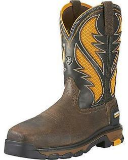 Ariat Men's Intrepid VentTEK Work Boot - Composite Toe  - 10