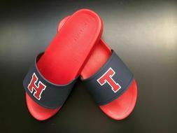 TOMMY HILFIGER Men's Logo Slide Sandal Flip Flop Slipper Siz