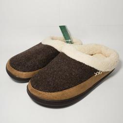 Men's Memory Foam Comfortable Slippers Fuzzy Slip On Indoor