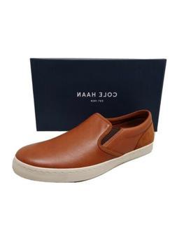 Cole Haan Men's Nantucket Deck Slip-ON Sneaker- Size 12M, Br