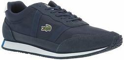 Lacoste Men's Partner Sneaker Navy/White 9.5 Mediu - Choose