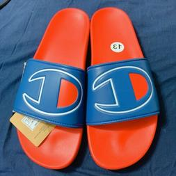 Men's Sandals Sport  Slippers Champion Size 13 NWT