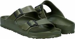 Birkenstock Men's Shoes Arizona Eva Open Toe Slip On Slipper