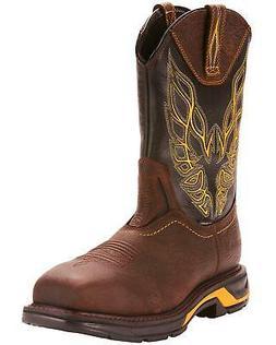 Ariat Men's Workhog XT Firebird Boot - Carbon Toe - 10024960