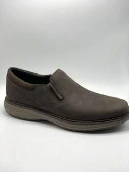 Merrell Men's World Vue Moc Black Slate j94343 Size 9.5