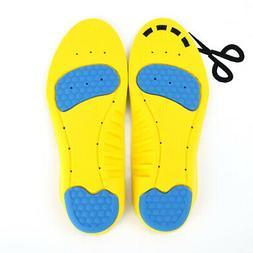 New Soft Running Shoes Insoles Men Women Insert Memory Foam
