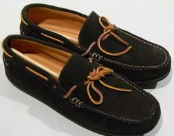Tommy Hilfiger Mens Size 12M Brown Leather Benjamin Shoes