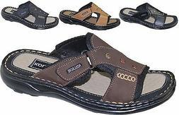 Mens Slipper Sports Sandal Buckle Beach Walking Fashion Summ