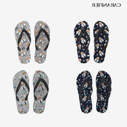 CARANFIER Mens Womens Summer Flip Flops Slippers Sandal Fash