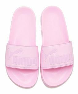 New Puma Leadcat Slides - Pink, Beach Swim Slippers Sandals