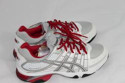 new men gel upshot silver red white
