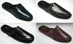 New Men's House Slippers Classic Comfort Soft Padded Loafer