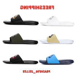NEW Nike Mens Benassi JDI Slippers Slide Sandals  ✔️BRAN